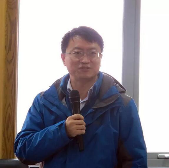 北方工业大学图书馆副馆长隋俊宇