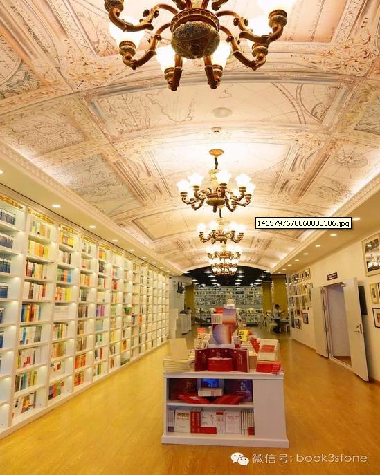 """书店文化空间策划与设计专家,曾成功打造中国最美欧式书店——""""哈尔滨"""